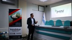 Kapadokya Teknopark firmaları olarak NESİAD'da Panu Teknoloji'yi anlattık