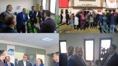 Teknoloji ve Sanayi Bakanı Varank Kapadokya Teknoparkın açılışını yaptı